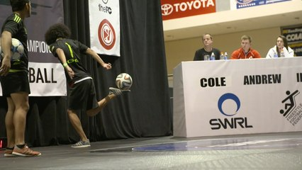 FINAL! North American Freestyle Football Championship | theFC