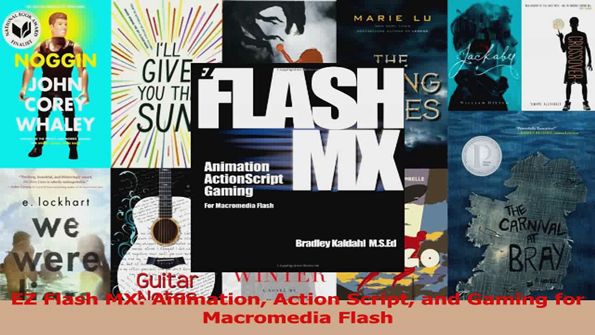 EZ Flash MX Animation Action Script and Gaming for Macromedia Flash PDF