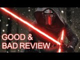 Star Wars: The Force Awakens SPOILER REVIEW & ANALYSIS