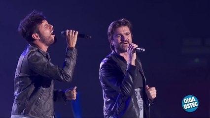 Pablo López y Juanes - Tu enemigo (En vivo, live, directo, Madrid, España)