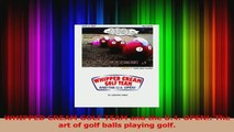 PDF Download  WHIPPED CREAM GOLF TEAM and the U4 OPEN The art of golf balls playing golf Download Online