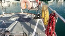 motiva 39S 11.85x3.70x1.80 steel center cockpit custom built 1986 info@holland-yachting.com