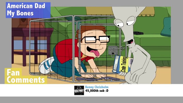Most Talked About in March I American Dad I TBS