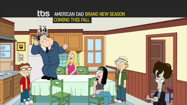 Moving to TBS   American Dad