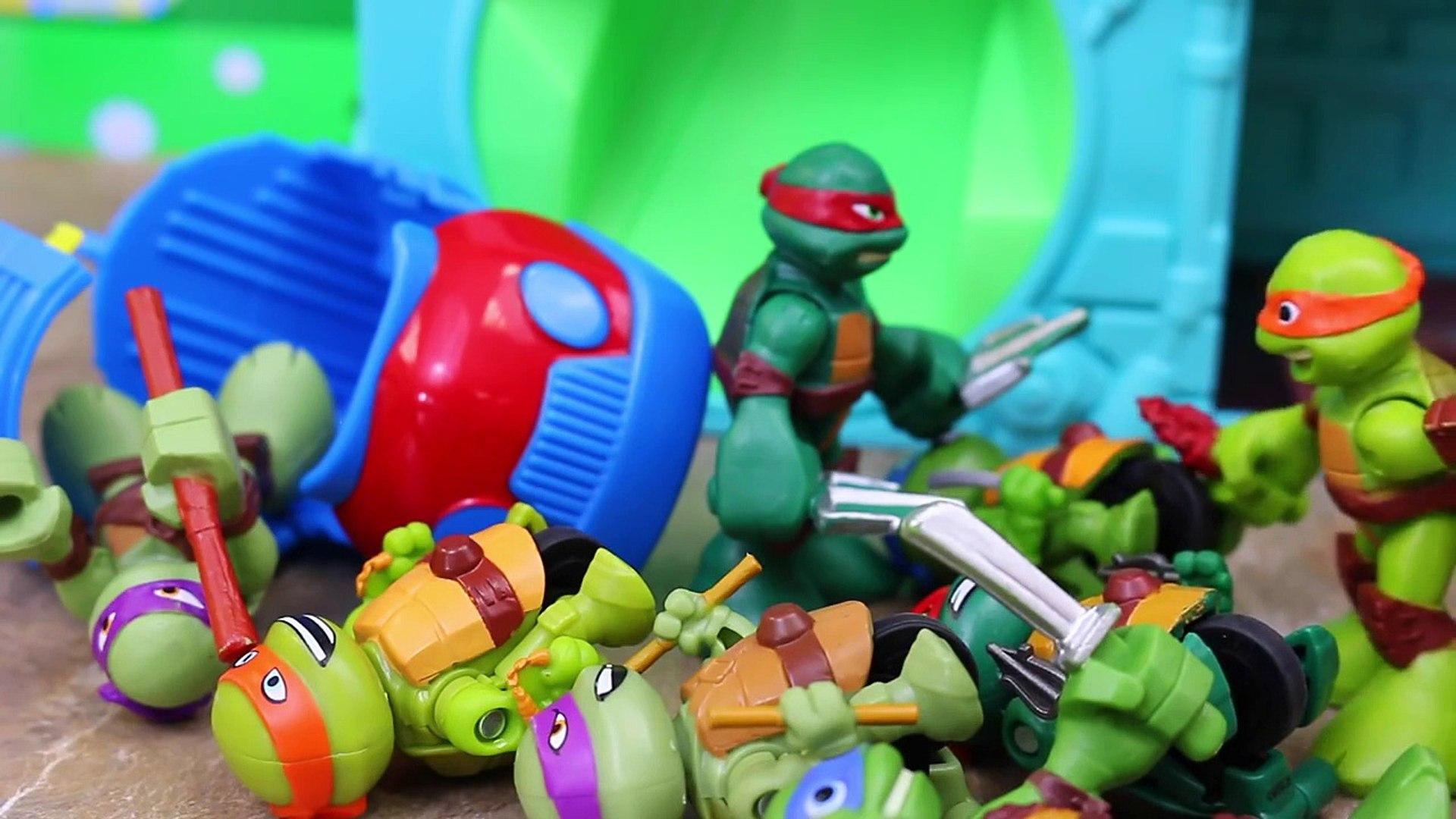 teenage mutant ninja turtles t-sprints mad motion mikey /& rapid assault raph