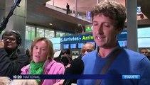 Bombe factice dans un vol d'Air France : l'enquête se poursuit