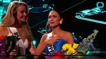Donald Trump Shares Thoughts on Miss Universe Fiasco