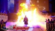 WWE Network׃ Undertaker׃ 25 Phenomenal Years highlights The Phenom's intimidating entrances