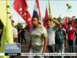 Paraguay: organizaciones sindicales exigen garantía de sus derechos