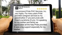 Hill Country Village Home Care Services - Pride PHC Services (210) 949-1303