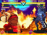 Marvel Super Heroes vs. Sega Saturn