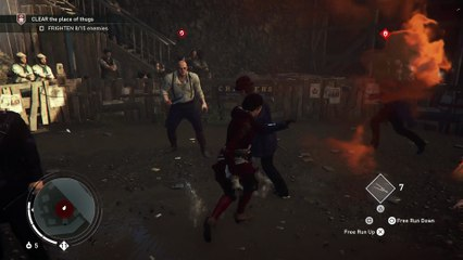Mitre Square Fight Club 100% sync Close the Fight Clubs Jack the Ripper DLC