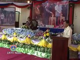Lao NEWS on LNTV: Laos, Thailand mark 20th anniversary of agricultural centre.30/4/2014