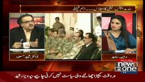 Inside Story - Harsh words exchanged between Zardari & Military leadership, CM Sindh tendered his resignation_- Dr. Shah