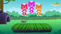 Five Little Kittens - Popular #NurseryRhymes Collection I Children Songs I Kids Songs