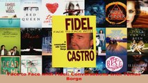 Read  Face to Face with Fidel Conversations with Tomas Borge Ebook Free