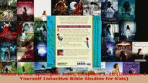 PDF Download  Jesus in the Spotlight John Chapters 110 Discover 4 Yourself Inductive Bible Studies Download Full Ebook