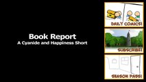 Book Report Cyanide & Happiness Shorts