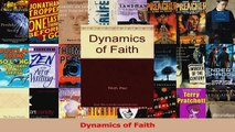 Download  Dynamics of Faith Ebook Free