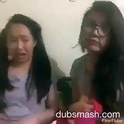 Chines Girls Funny Dubsmash Video