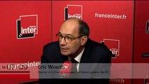 """Éric Woerth : """"L'union nationale ne veut rien dire, il n'y a pas de désunion nationale"""""""