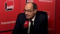 """Éric Woerth : """"Je suis favorable au cumul des mandats"""""""