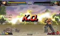 DragonBall Evolution Gameplay PPSSPP On Android   Highly Compressed Download Link In Description