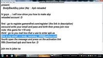 Apb Reloaded  how to make apb account