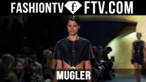 First Look at the Mugler Spring 2016 Runway Show Backstage in Paris | FTV.com