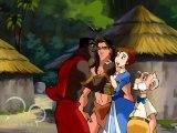 legend of tarzan   episodes  1x31   eagle's feather  avi   Full movie intro cartoon disney