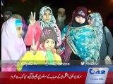 Doctor Tahir-ul-Qadri reaches Lahore