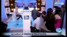 """""""Morandini!"""": Les coulisses de la venue de Mickaël Vendetta à Direct 8 pour """"Morandini!"""""""