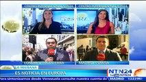 Sorteo extraordinario de lotería de Navidad repartió en España 2.400 millones de euros entre los ganadores