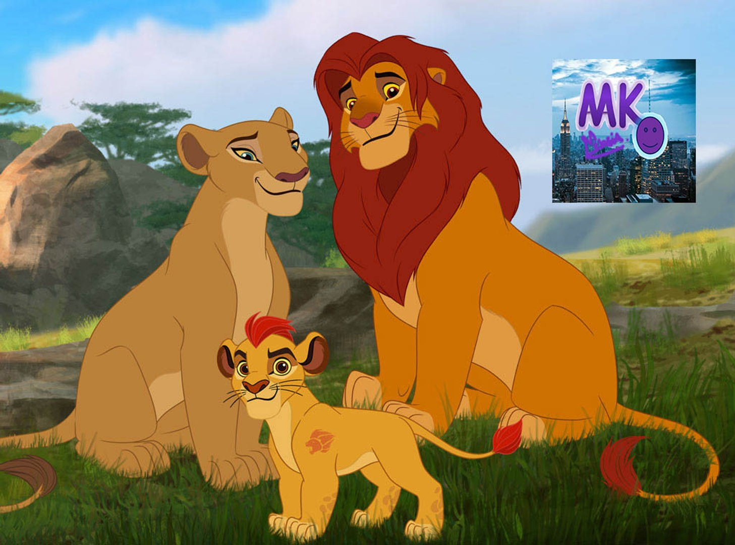 The Lion Guard Return Of The Roar 2015 English Video Dailymotion
