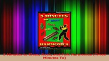 PDF Download  3 Minutes to Blues Rock and Folk Harmonica Three Minutes To Read Full Ebook