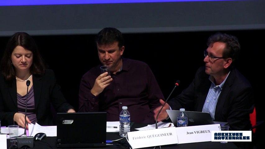 Première table ronde : la répression. Deuxième mise en perspective par Jean Vigreux.