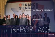 [REPORTAGE] Remise des prix à 16 nouveaux lauréats de La France s'engage