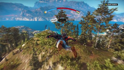 Missile Cowboy story mission Just Cause 3