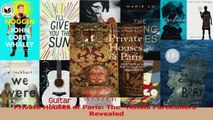 Private Houses of Paris The Hotels Particuliers Revealed PDF