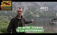 Tourismes de la Méditerranée - Rencontre avec un autre touriste de la Méditerranée