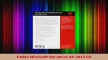 Inside Microsoft Dynamics AX 2012 R3 Download