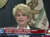 District Attorney speaks about Midway officer shooting