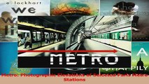 Metro Photographic Elevations of Selected Paris Metro Stations PDF