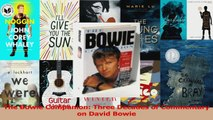 PDF Download  The Bowie Companion Three Decades of Commentary on David Bowie Download Online