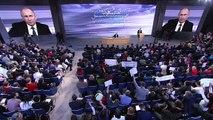 Vladimir Putin: From licking Americans to praising Sepp Blatter - BBC News
