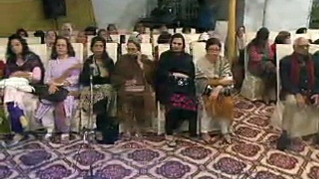 Part-1 MQM Quaid Mr Altaf Hussain address to Defence Clifton Residents Committee (DCRC)