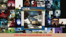 Read  CSX Diesel Locomotives in Color PDF Free