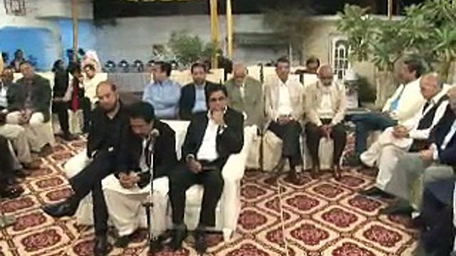 Part-2 MQM Quaid Mr Altaf Hussain address to Defence Clifton Residents Committee (DCRC)