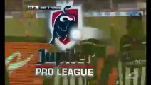 Mouscron-Peruwelz 0-1 Sporting Charleroi - Perbet Goal Belgium  Jupiler Pro League - 22.12.2015