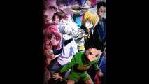 Hunter X Hunter 動画紹介 4 Hunter X Hunter Animation introduction 4